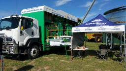 Seed Shield at Dowerin Field Days 2015